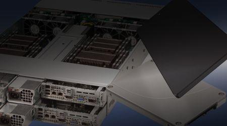 フルSSDのサーバイメージ