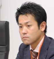 香田氏のポートレート