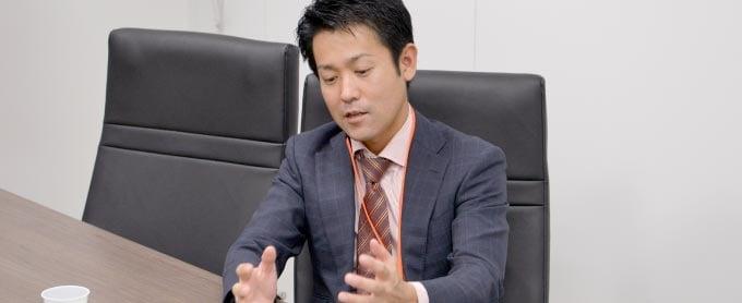 熱く語る香田氏