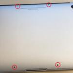 MacBook AirのSSDを交換する方法
