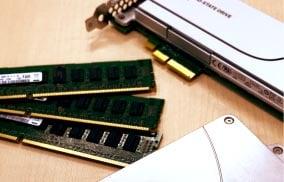 拡張性の高いサーバーのイメージ