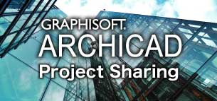 ARCHICAD Project sharing