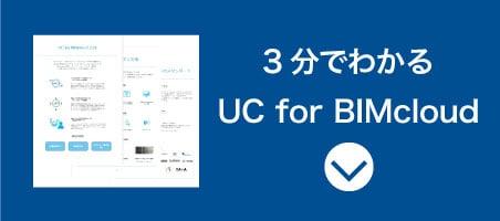 資料「3分でわかるUC for BIMcloud」へのリンク